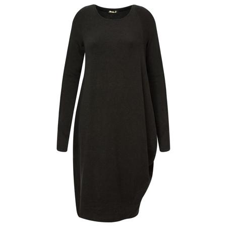Mama B Sila Thin Striped Knitted Dress - Green