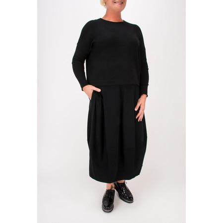 Mama B Uva Cropped Top - Black