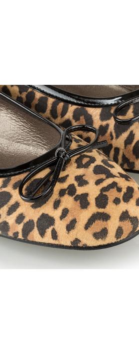 Gemini Label Shoes Colince Leopardo Pump Leopardo
