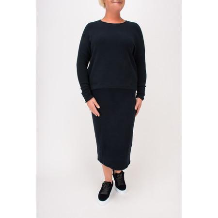Mama B Lilla Knitted Skirt - Blue