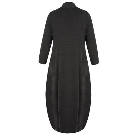 Sahara Soft Jersey Ruched Dress - Black