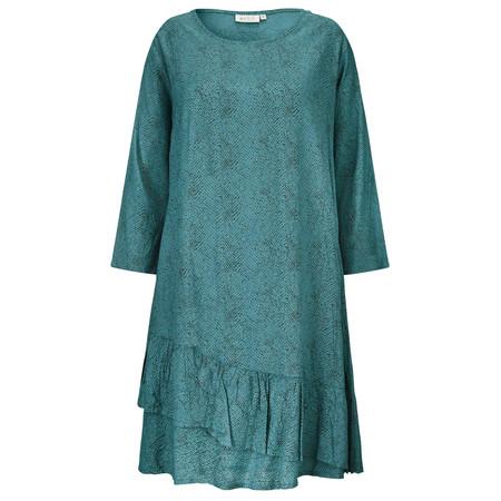 Masai Clothing Printed Gylva Tunic - Blue