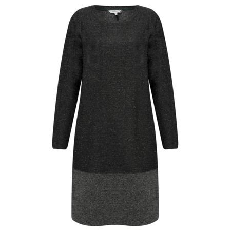 Sandwich Clothing Structured Jersey Dress - Black