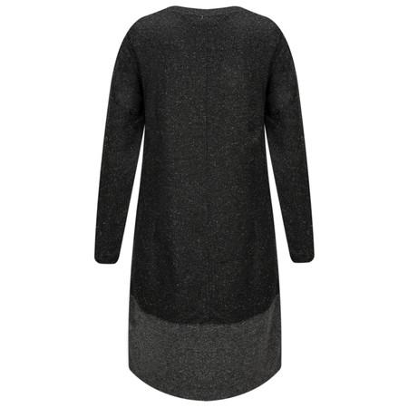 Sandwich Clothing Structured Jersey Dress - Black