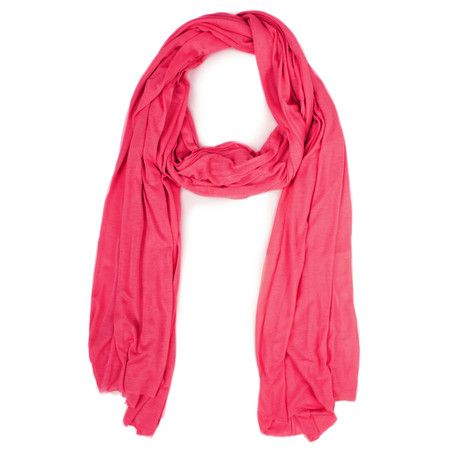 Masai Clothing Essential Jersey Amega Scarf - Pink
