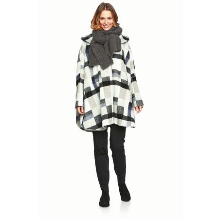 Masai Clothing Tallulah Oversized Coat - Grey