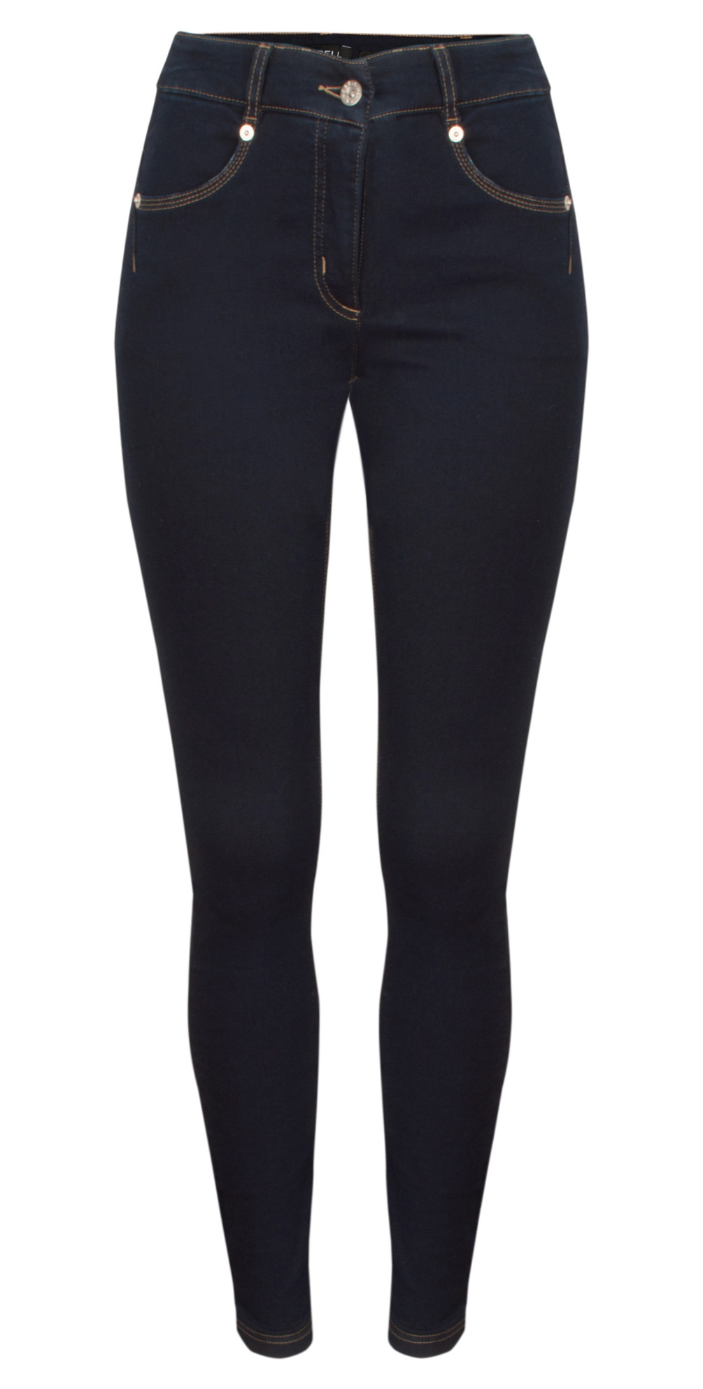 Star Power Stretch Skinny Jean main image