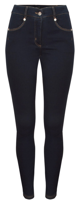 Robell Trousers Star Power Stretch Skinny Jean Dark Denim