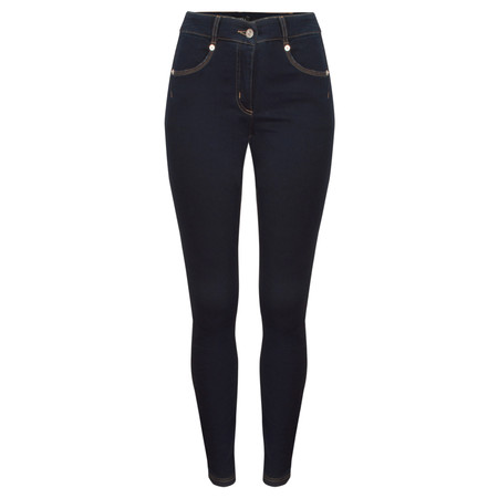 Robell  Star Power Stretch Skinny Jean - Blue