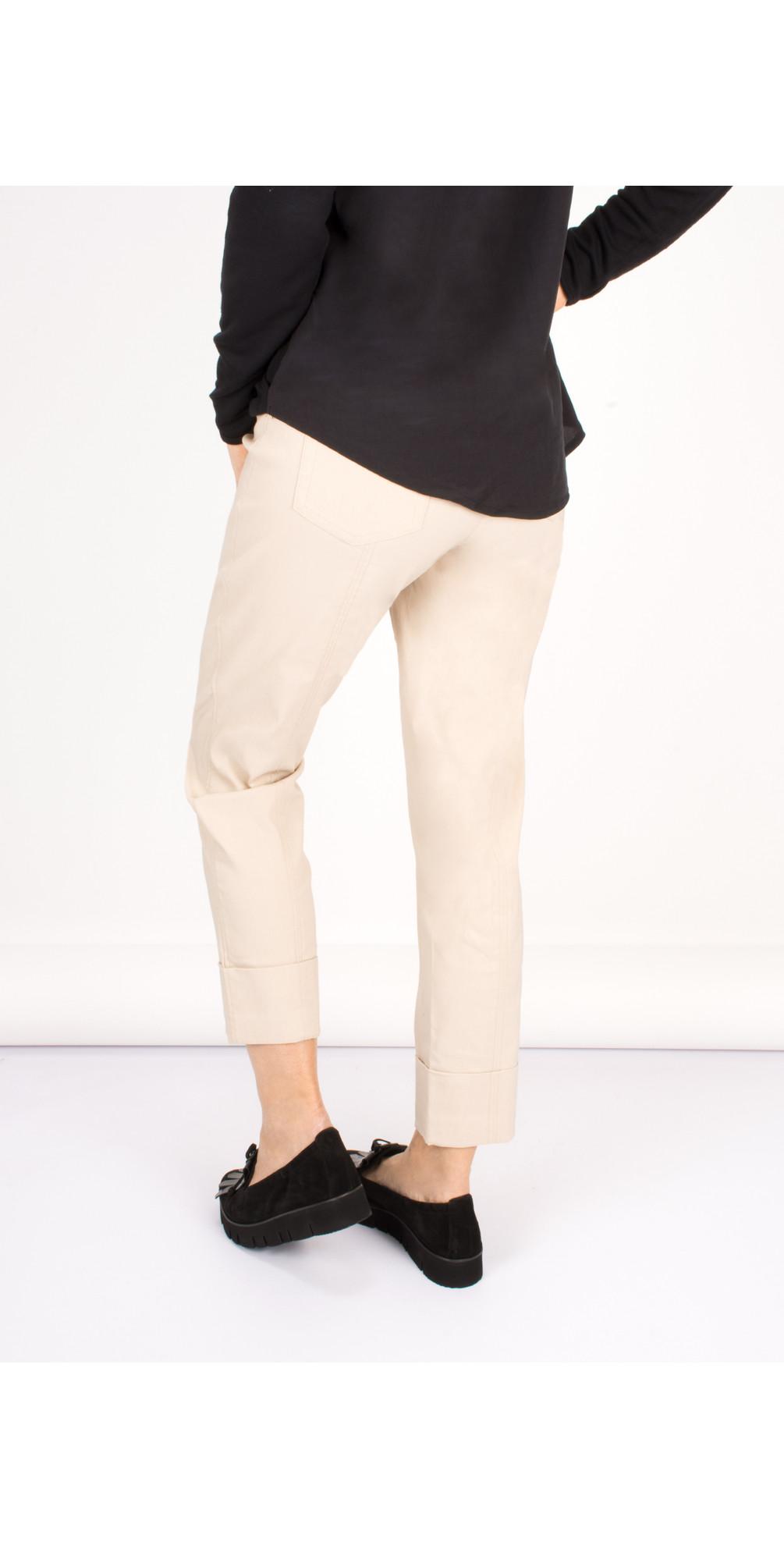 Bella 7/8 Cropped Trouser  main image