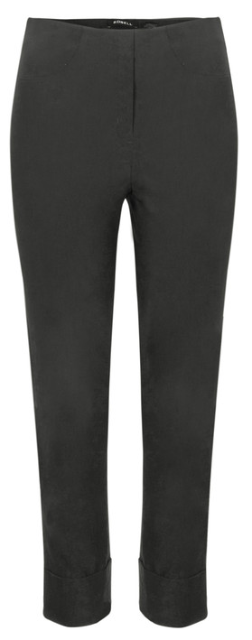 Robell Trousers Bella 7/8 Ankle Length Trouser Anthracite