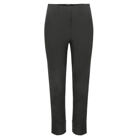 Robell Trousers Bella 7/8 Ankle Length Trouser - Grey