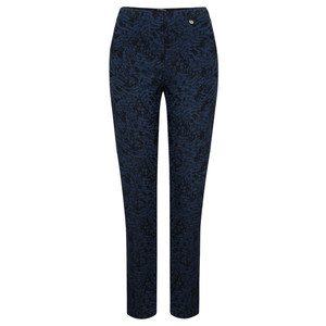 Robell Trousers Marie Abstract Animal Trouser