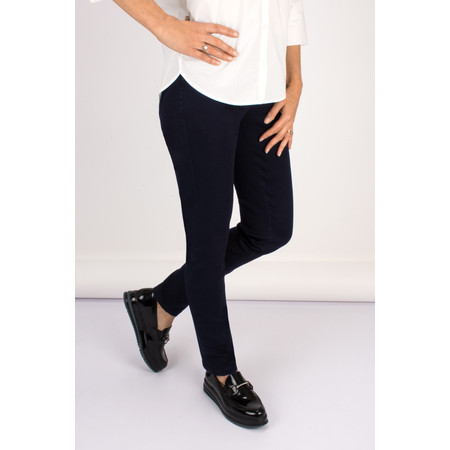 Robell Trousers Rose 78cm Super Slim Fit Jean - Blue