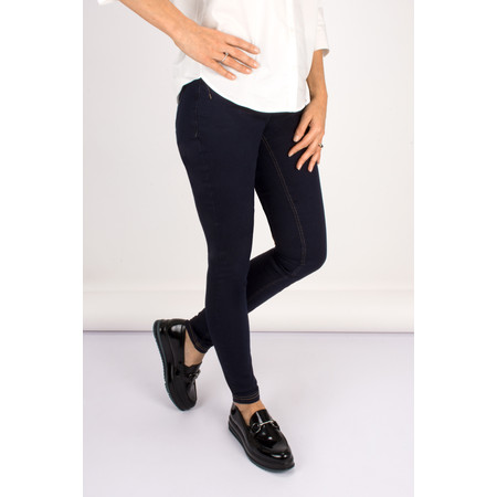 Robell Trousers Star Power Stretch Skinny Jean - Blue