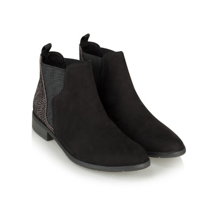 Marco Tozzi Zofia Chelsea Boot - Black