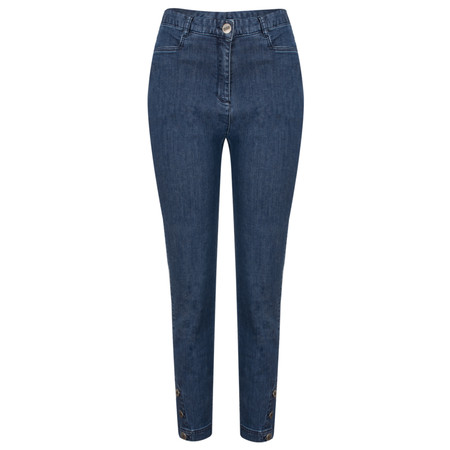 Masai Clothing Piper Denim Jean  - Blue