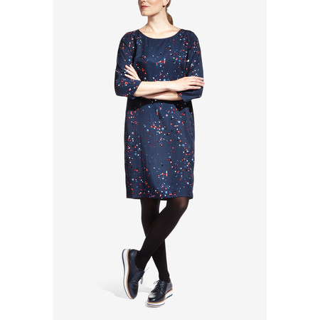 Sandwich Clothing Sparkle Print Dress - Blue