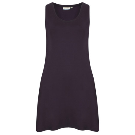Masai Clothing Heat Essential Tunic  - Purple