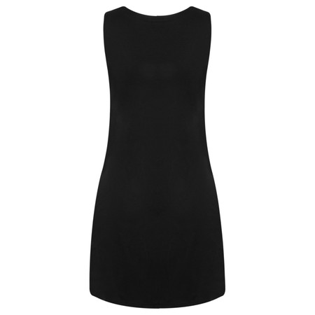 Masai Clothing Heat Essential Tunic  - Black