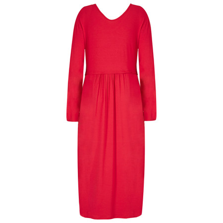 Masai Clothing Essential Nora Dress - Red