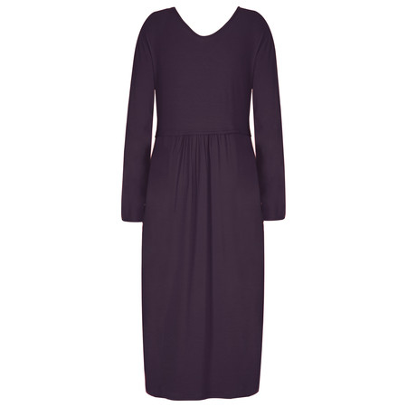 Masai Clothing Essential Nora Dress - Purple