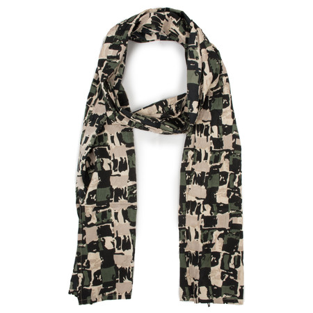 Masai Clothing Along Scarf - Raven Org