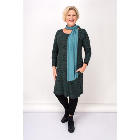 Masai Clothing Gudrun Diamond Print Tunic - Blue