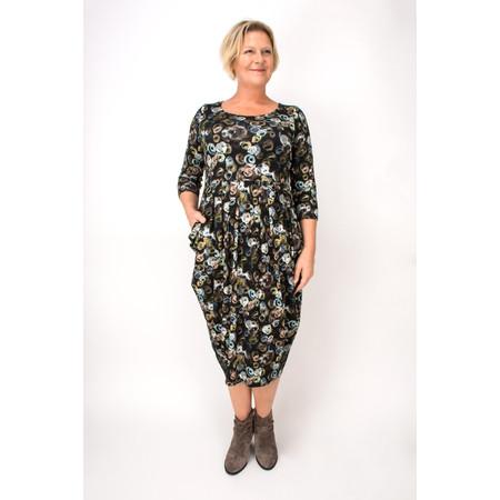 Sahara Scribble Spot Dress - Multicoloured