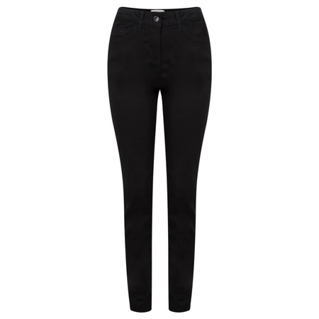 Sandwich Clothing Peached Stretch Twill Trousers - Black