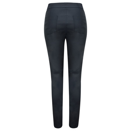 Lauren Vidal Coated Trousers - Blue