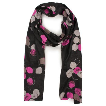 Masai Clothing Rosebud Along Scarf - Pink