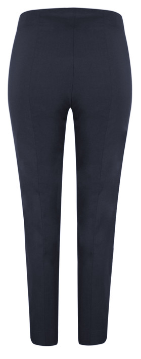 Robell Trousers Marie Bengalin Trouser Navy
