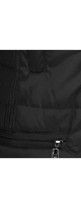 RINO AND PELLE Isara Short Padded Coat Black