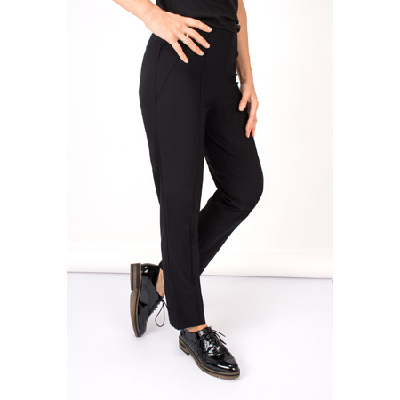 Myrine Enlil Comfort Stretch Trouser - Black