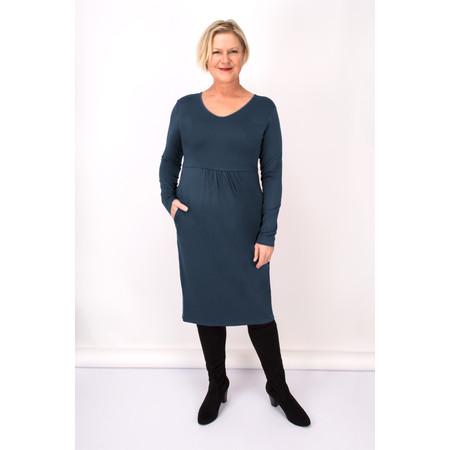 Masai Clothing Essential Nora Dress - Blue