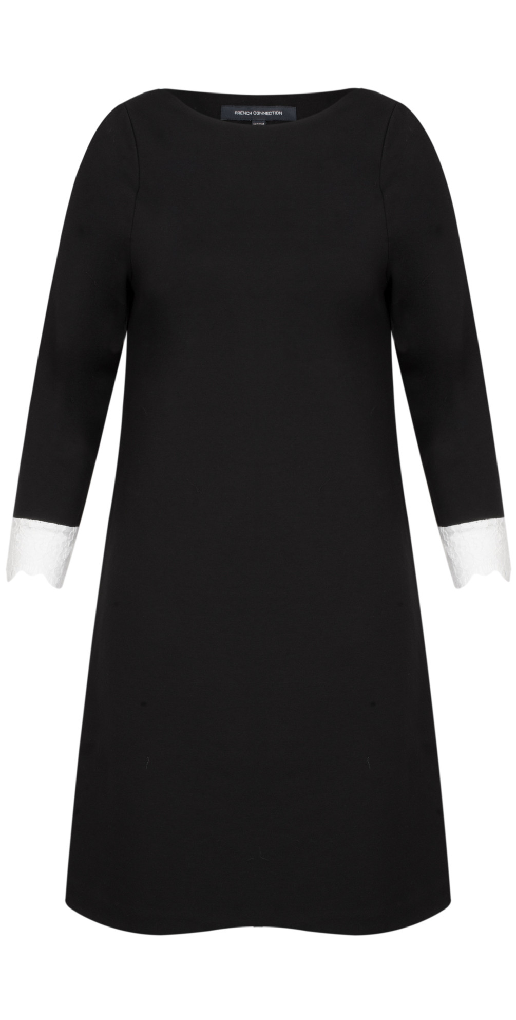 Womens Lula Stretch L/S Slsh Nk Tunic Dress French Connection Sale Discounts Buy Cheap Very Cheap Buy Cheap Manchester Great Sale New Arrival Cheap Online DpZfO