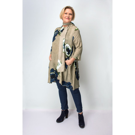 Masai Clothing Gloria Tunic - Green