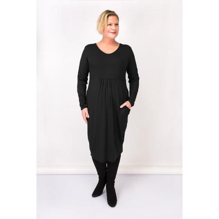 Masai Clothing Essential Nora Dress - Black