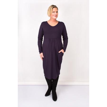 Masai Clothing Essential Nora Dress - Purple