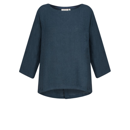 Masai Clothing Benja Top - Blue