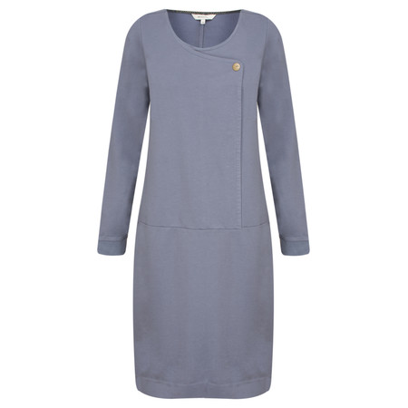 Sandwich Clothing Brushed Jersey Dress - Grey
