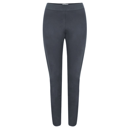Sandwich Clothing Double Knitted Jersey Leggings - Grey