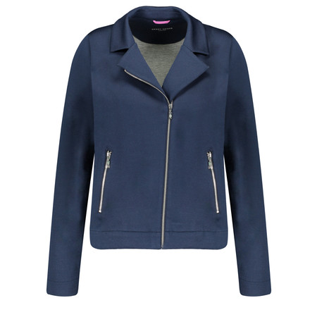 Gerry Weber Biker Jacket - Blue
