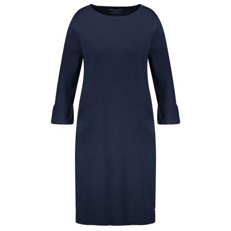 Gerry Weber Soft Knit Dress - Blue