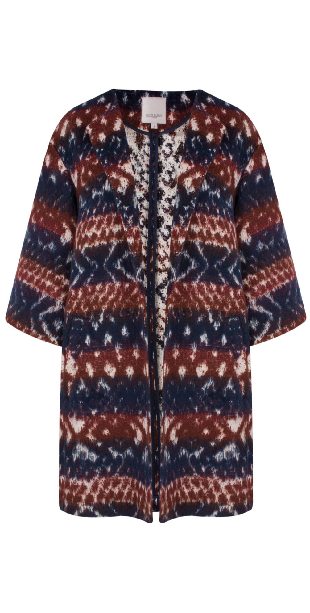 Pagan Weave Coat main image