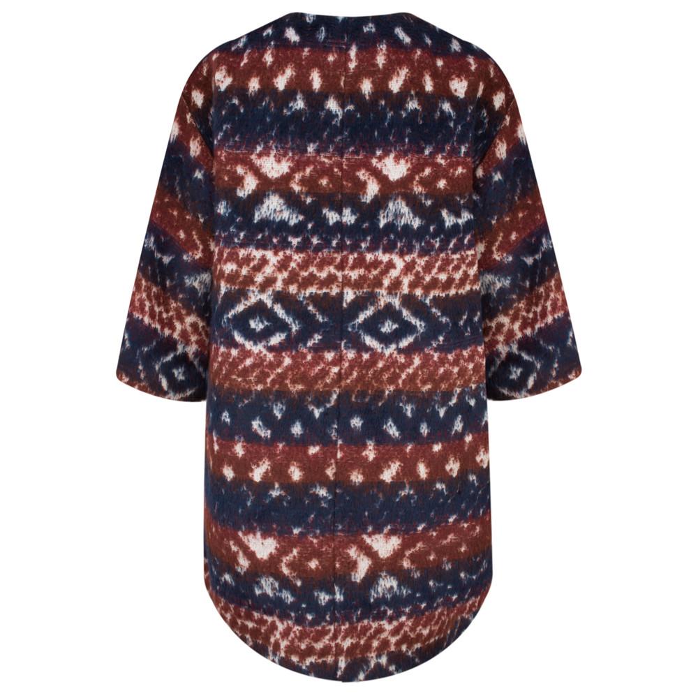 Great Plains Pagan Weave Coat Paprika