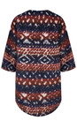 Great Plains Paprika Pagan Weave Coat