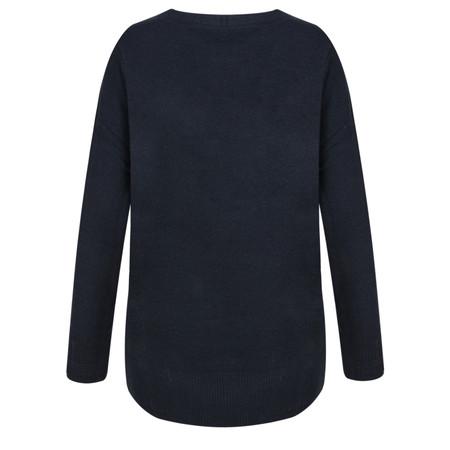 Great Plains Essential Vespa Knit Sweater  - Blue