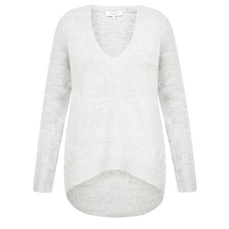 Great Plains Essential Vespa Knit Sweater  - Grey